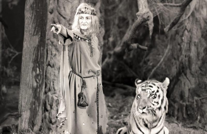 Советская ведьма: как графиня Мария Капнист после ГУЛАГа сделала карьеру в кино