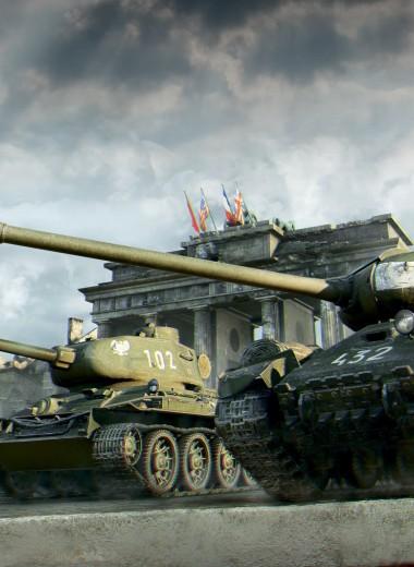 Танки против крепостей: как работает танк в городском бою
