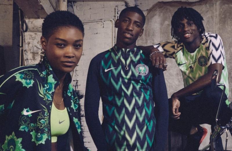 Как футболки сборной Нигерии стали фэшн феноменом