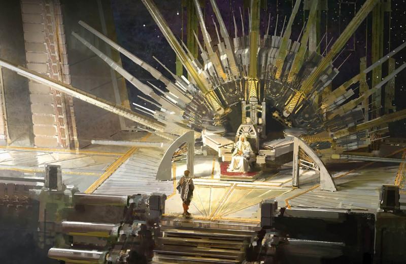 «Игра престолов» в космосе: фантастические циклы для поклонников саги Джорджа Мартина