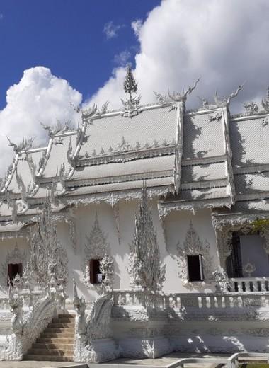 Одна вокруг света. Золотой треугольник, где сходятся границы трех стран — Мьянмы, Тайланда и Лаоса