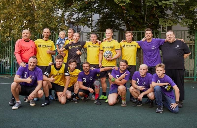 В Москве прошел благотворительный матч в пользу Фонда Хабенского
