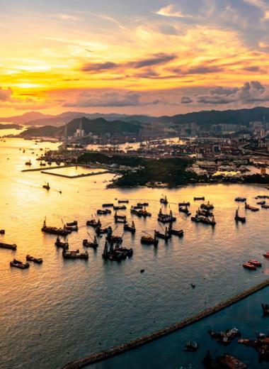 Гонконг: песнь воды и ветра