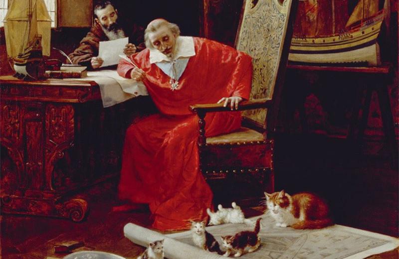 Фактчек: 11 самых популярных легенд о кардинале Ришелье