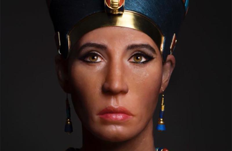 Как выглядела древнеегипетская «юная леди»