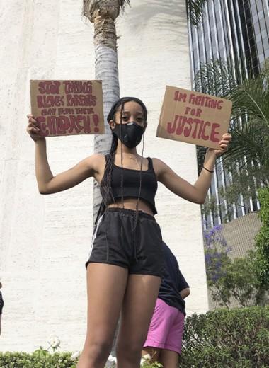 Беспорядки в Лос-Анджелесе. Рассказ очевидца