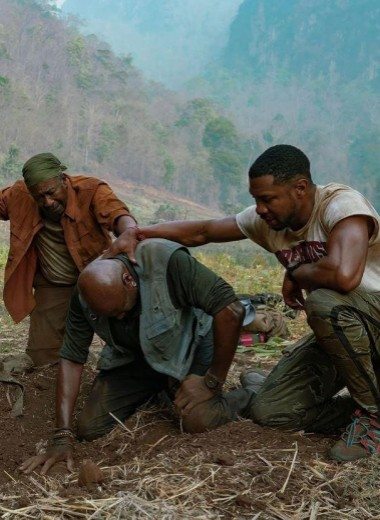 «Пятеро одной крови» Спайка Ли – очень актуальное и важное кино со слабой драматургией