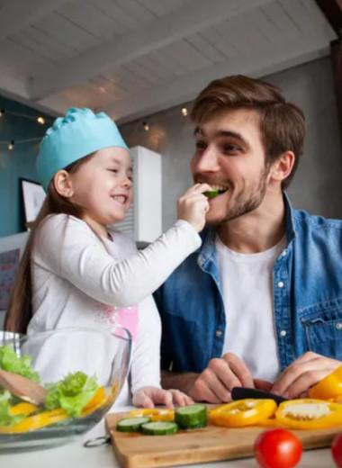 Как перевести семью на правильное питание: 10 советов, которые работают