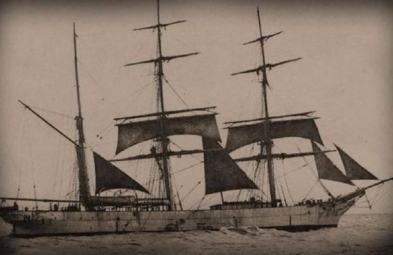 Смерть среди айсбергов: раскрыто убийство XIX века