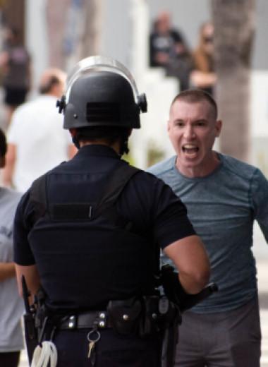Полиция Лос-Анджелеса. Как стать копом и не потерять работу после применения силы: политика и правила департамента