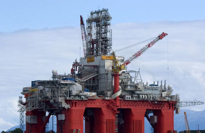 5 самых больших буровых установок: нефтегазовые колоссы