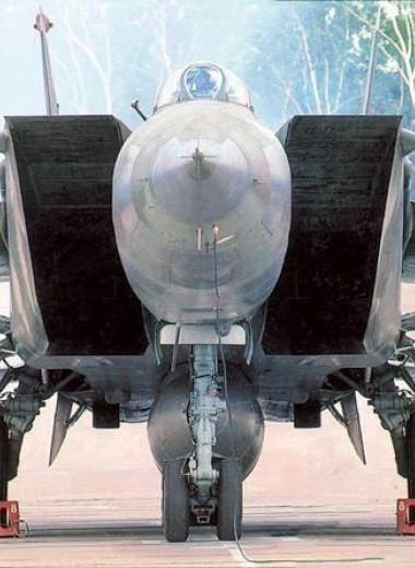 Есть только миг: МиГ-25 - охотник за призраками