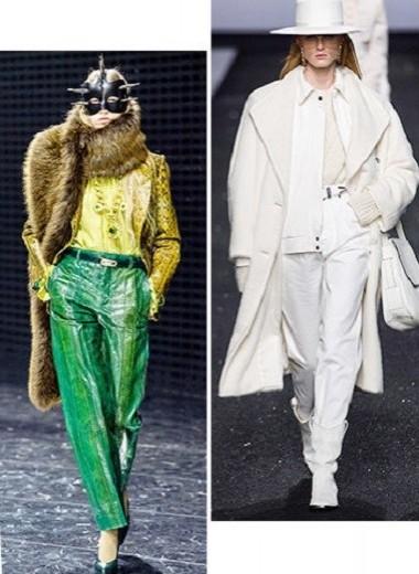 Ангелы и демоны: 6 коллекций с Недели моды в Милане про добро и зло