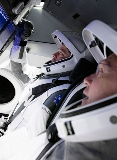 5 главных вопросов о первой пилотируемой миссии SpaceX