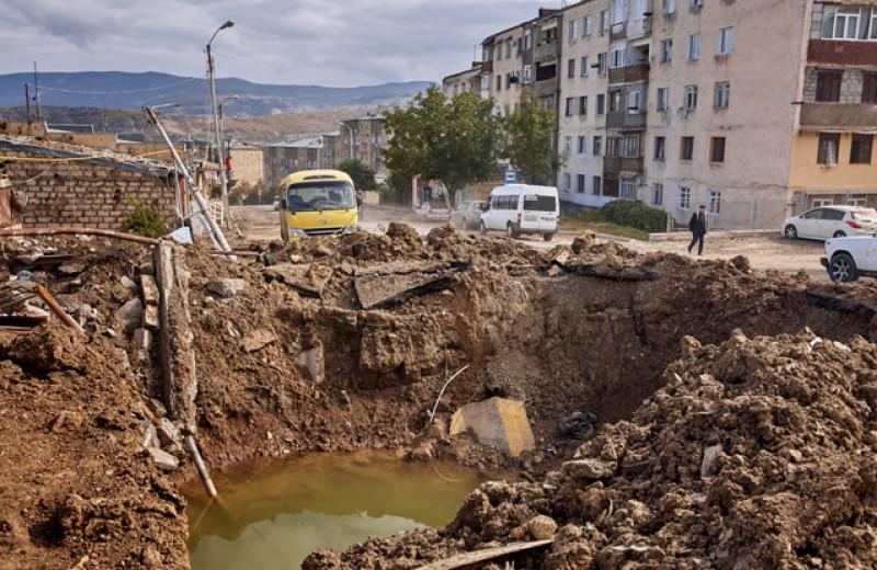 Российские журналисты о происходящем в Нагорном Карабахе