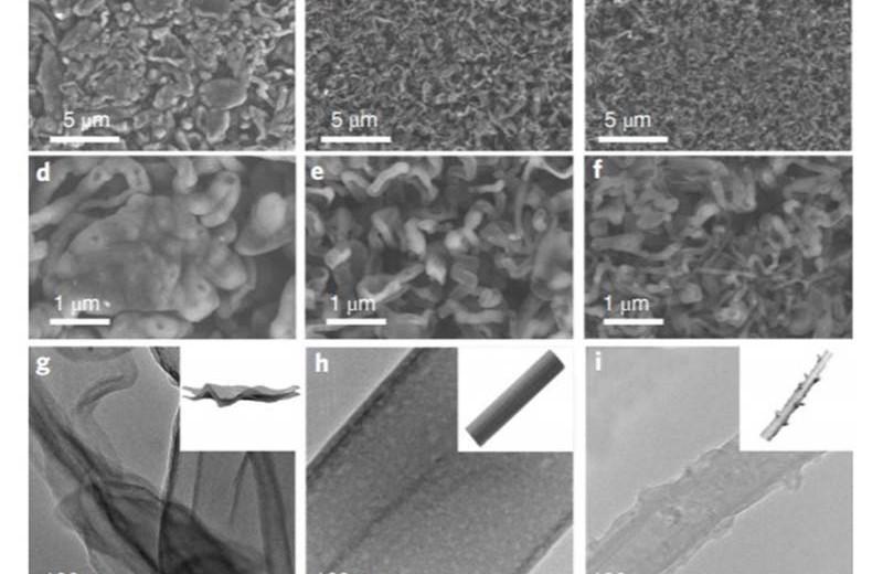 Электрохимическое осаждение помогло получить стеклообразный литий