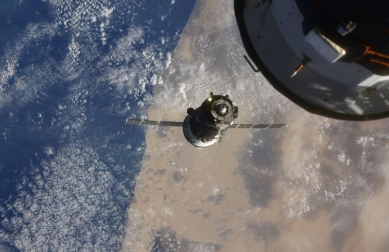 «Союз» установил рекорд скорости полета к МКС