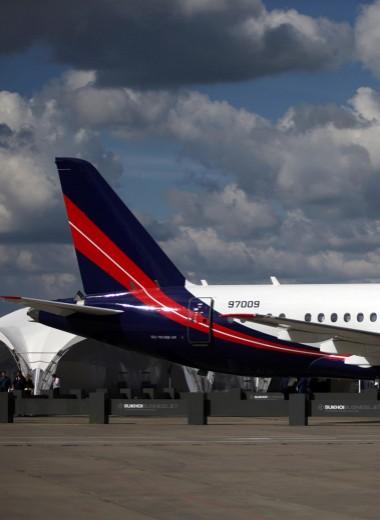 Гадкий утенок. Есть ли будущее у Sukhoi Superjet 100 в Европе