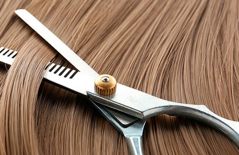Филировка волос: как сделать идеальную стрижку