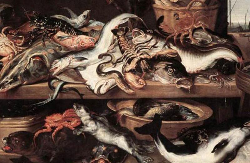 Генетические вариации заставили принять вонь тухлой рыбы за запах карамели