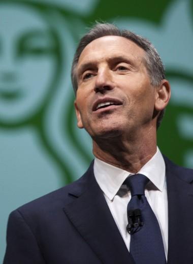 Бывший глава Starbucks Говард Шульц хочет занять Белый дом. Чем он отличается от Дональда Трампа