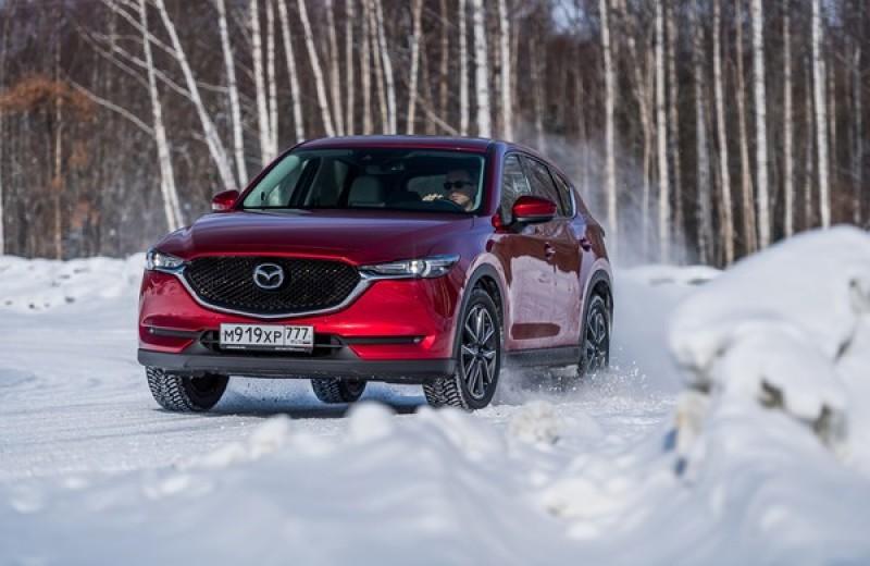 Почему мир сходит с ума по Mazda CX-5?