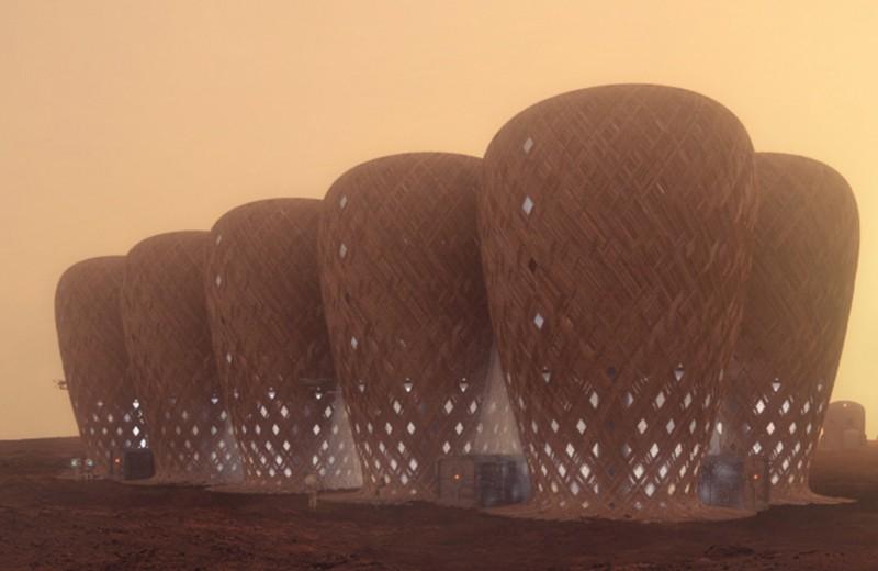 Жизнь на Марсе: как могут выглядеть будущие колонии на Красной планете