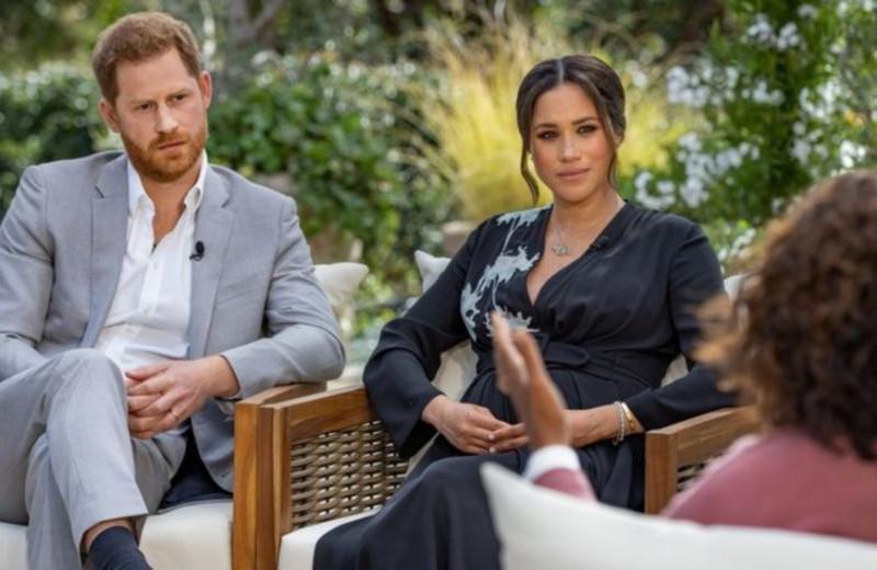 «Я не видела паспорта и ключей с тех пор, как стала членом семьи»: главное из интервью Опры с Меган Маркл и принцем Гарри