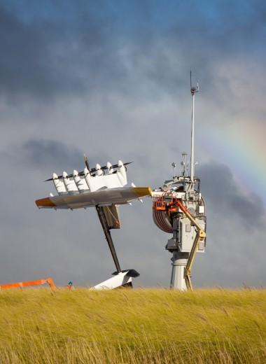 Первая летающая электростанция: как это работает