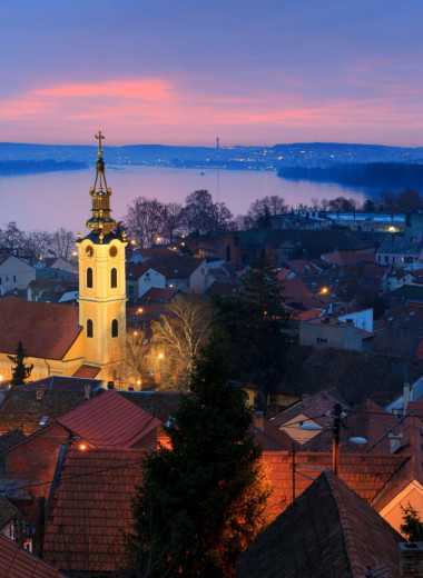 Белград vs Земун: многовековое противостояние