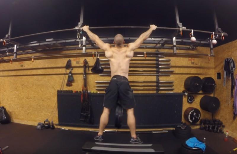 5 лучших упражнений, чтобы иметь спину, как у Геракла