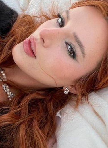 Восхитительная Белла Торн: горячие фото юной актрисы ипевицы