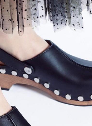 Как клоги стали самой модной обувью сезона