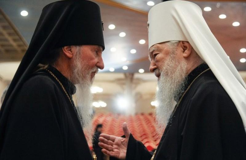 Артем Нарышкин:Фундаменталисты против либералов: противостояние внутри РПЦ