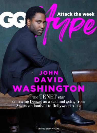 Как Джон Дэвид Вашингтон из профессионального футболиста превратился в звезду мирового масштаба