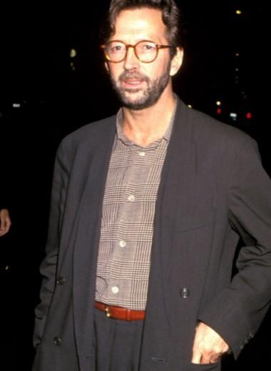 Как Эрик Клэптон стал настоящим fashion-гуру