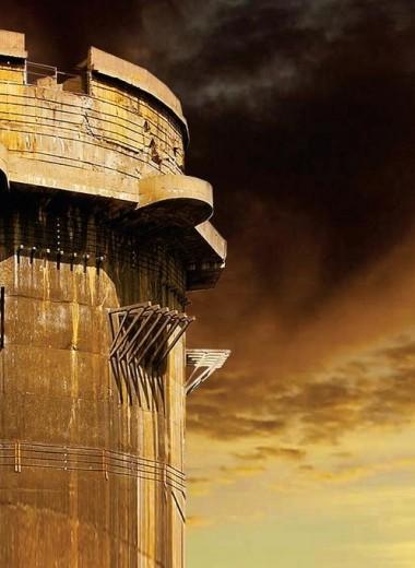 Противовоздушные замки нацистов: исполинские памятники войны