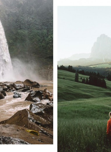 Как путешествовать одной и наслаждаться этим