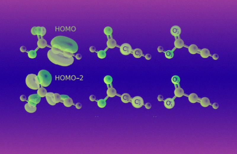 Теоретики связали движение ядер с когерентностью электронов в молекуле