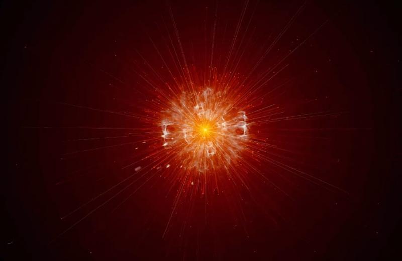 Вся история появления Вселенной - в 10-минутном видео