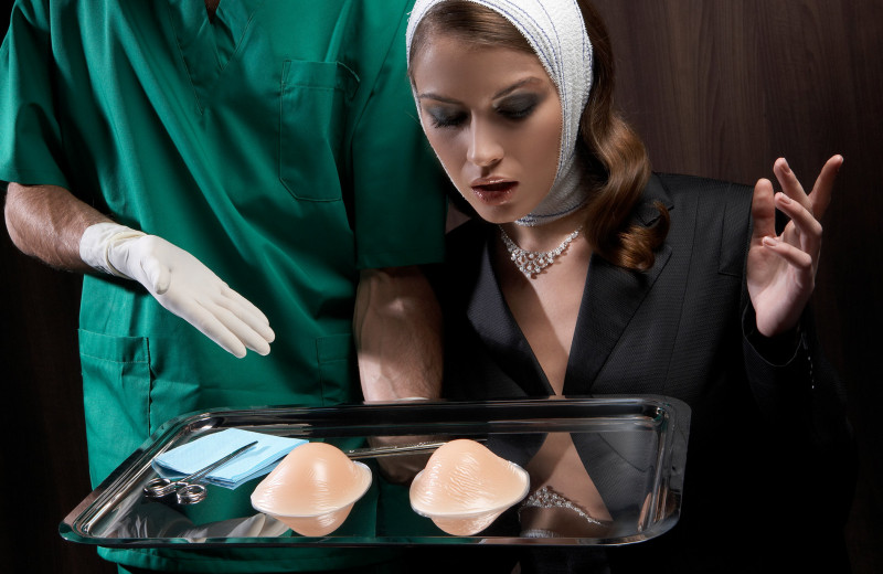 5 мифов о маммопластике