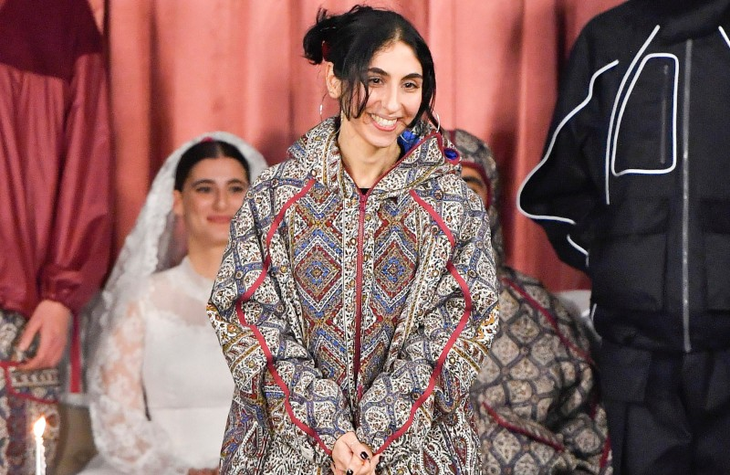 Познакомьтесь с брендом Paria Farzaneh
