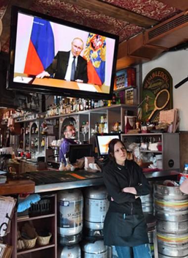 Щедрость за чужой счет и новые налоги. Что Путин послал нации