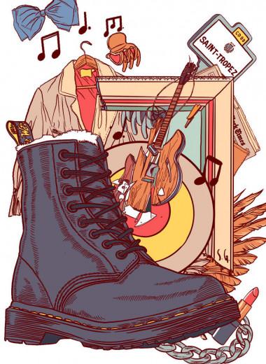Значимые следы: как любители грубых ботинок меняли историю