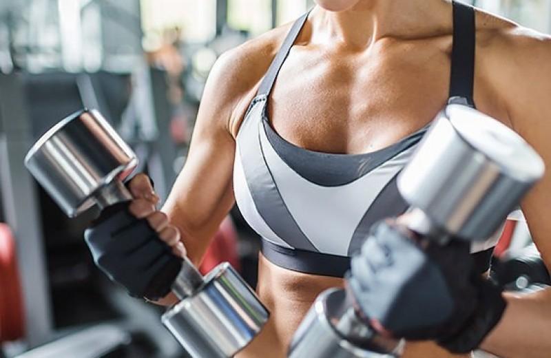20-минутная тренировка груди в тренажерном зале, которая работает