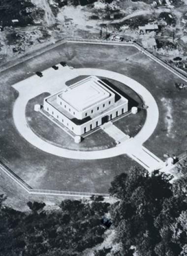 Форт-Нокс— самое недоступное хранилище на Земле