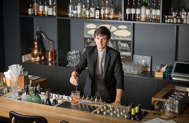 Вкусный Петербург: осенние коктейли в Raw Materials Bar проекта Molto Buono