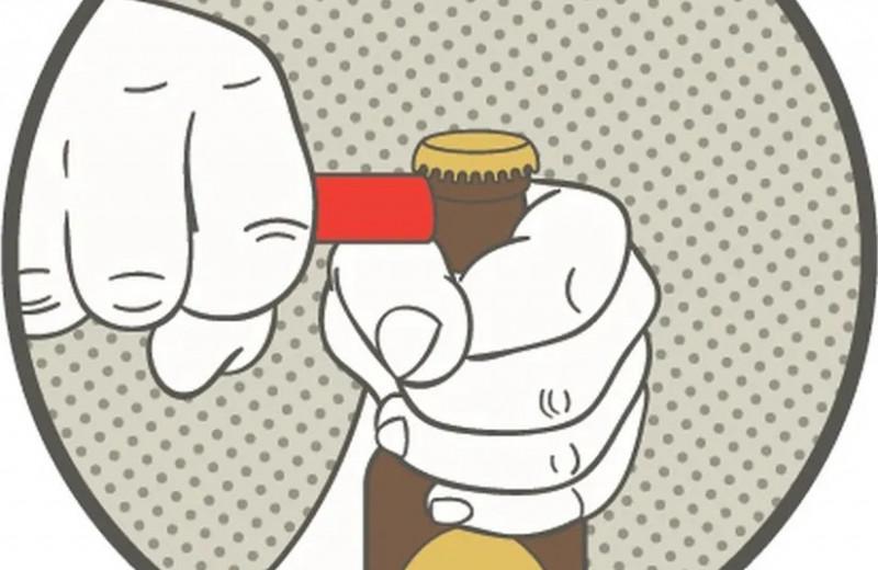 20 способов открыть бутылку без открывалки