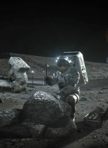 NASA представило международные правила по освоению Луны. Документ разрешает добывать ресурсы и устанавливать границы