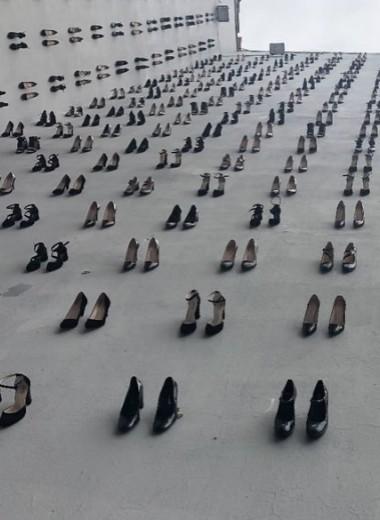 Мемориал убитым женам и еще 6 жутких памятников, от которых стынет кровь